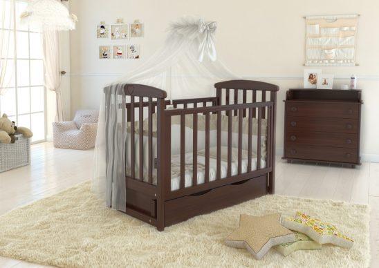 Кроватка Miracolo Carino