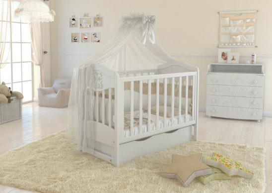 Кроватка Miracolo Vittoria