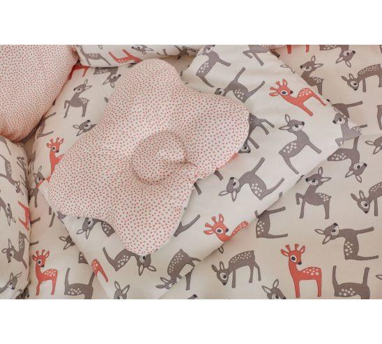 Lenjerie de pat Twins Dolce Bambi 8 D-010