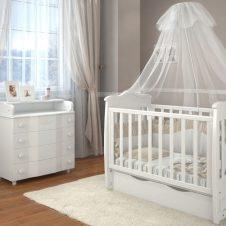 Кроватка Miracolo Paula