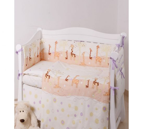 Постельное белье Twins Comfort Giraffes 7 C-124