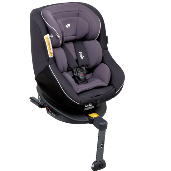 Joie Spin 360 Isofix Two Tone Black