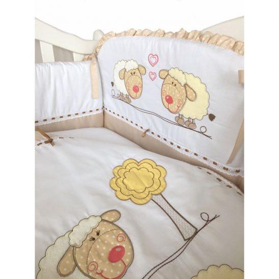 Постельное белье Twins Evolution Sheeps A-030