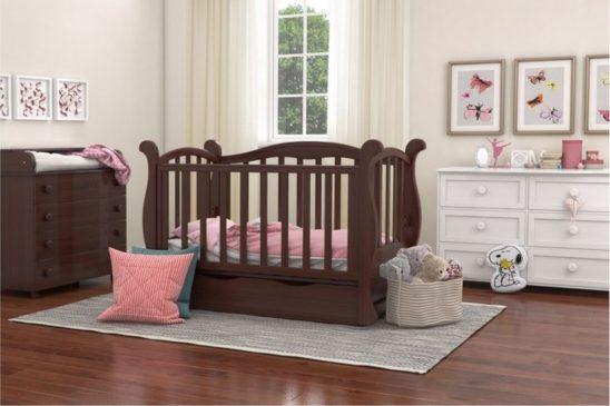 Кроватка Miracolo Gratia