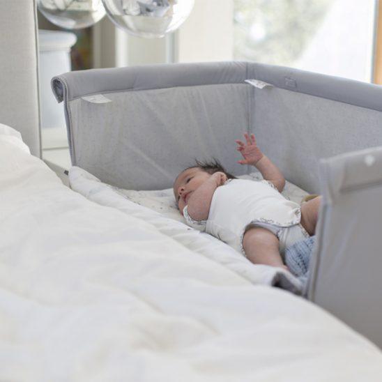 Приставная кроватка Carrello Festa