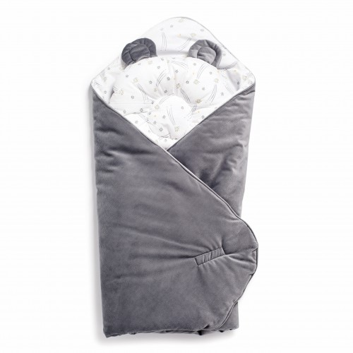 Набор конверт-плед с подушкой Twins