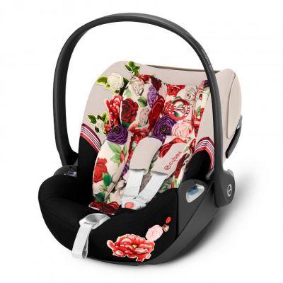 Scaun auto Cloud Z i-Size Spring Blossom Light